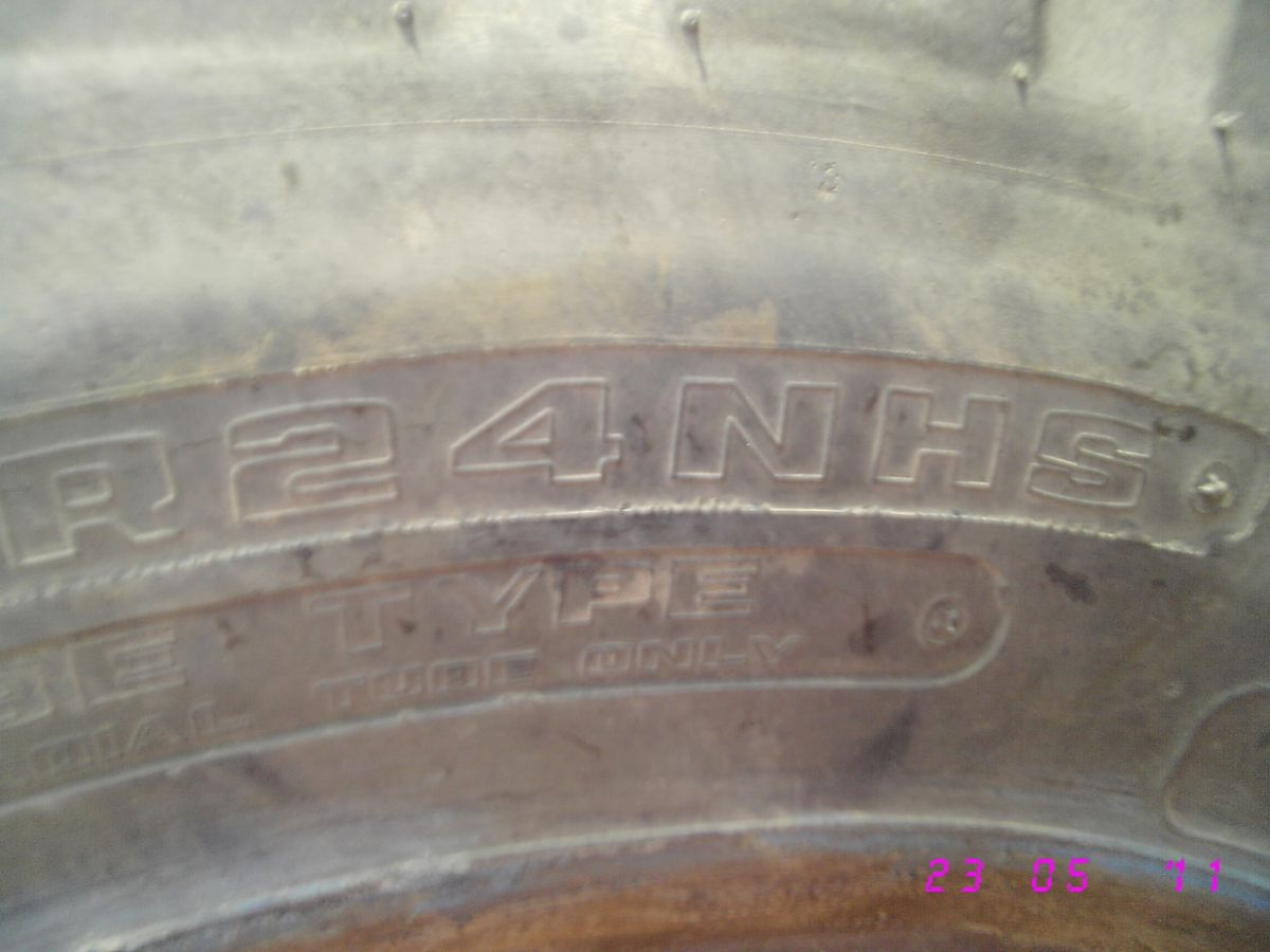 116D150 - 2 PNEUMATICI GOMME GOOD YEAR