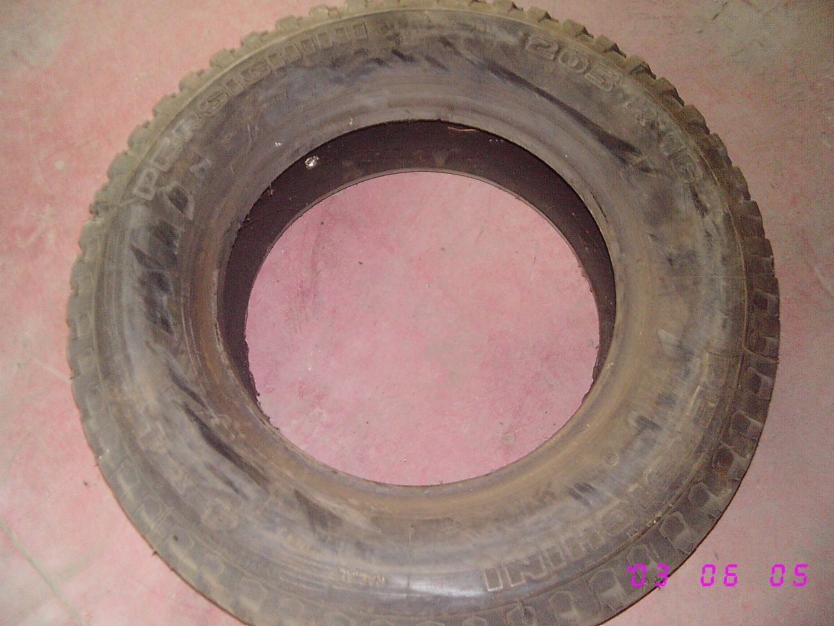 308A PNEUMATICI GOMME VARIE
