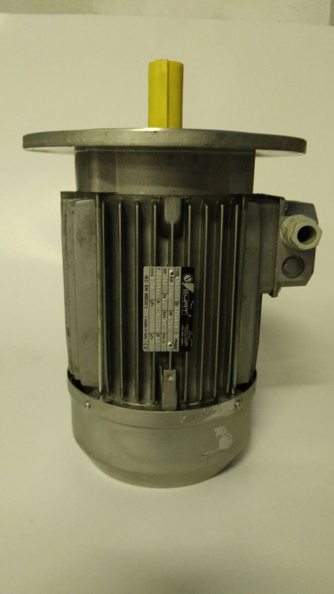 73AT- MOTORE ELETTRICO TRIFASE FLANGIATO 3Kw 4cv