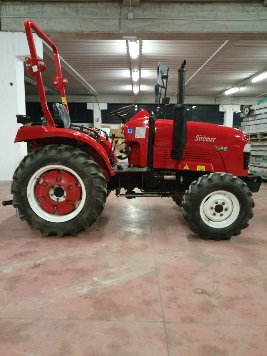 115-4000-DT- TRATTORE AGRICOLO 35cv 35hp 4x4 ORE 280