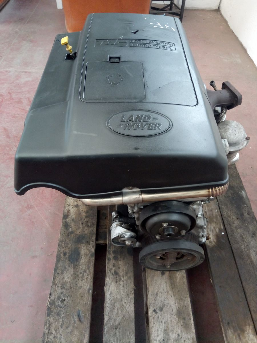 22A MOTORE LAND ROVER TD5