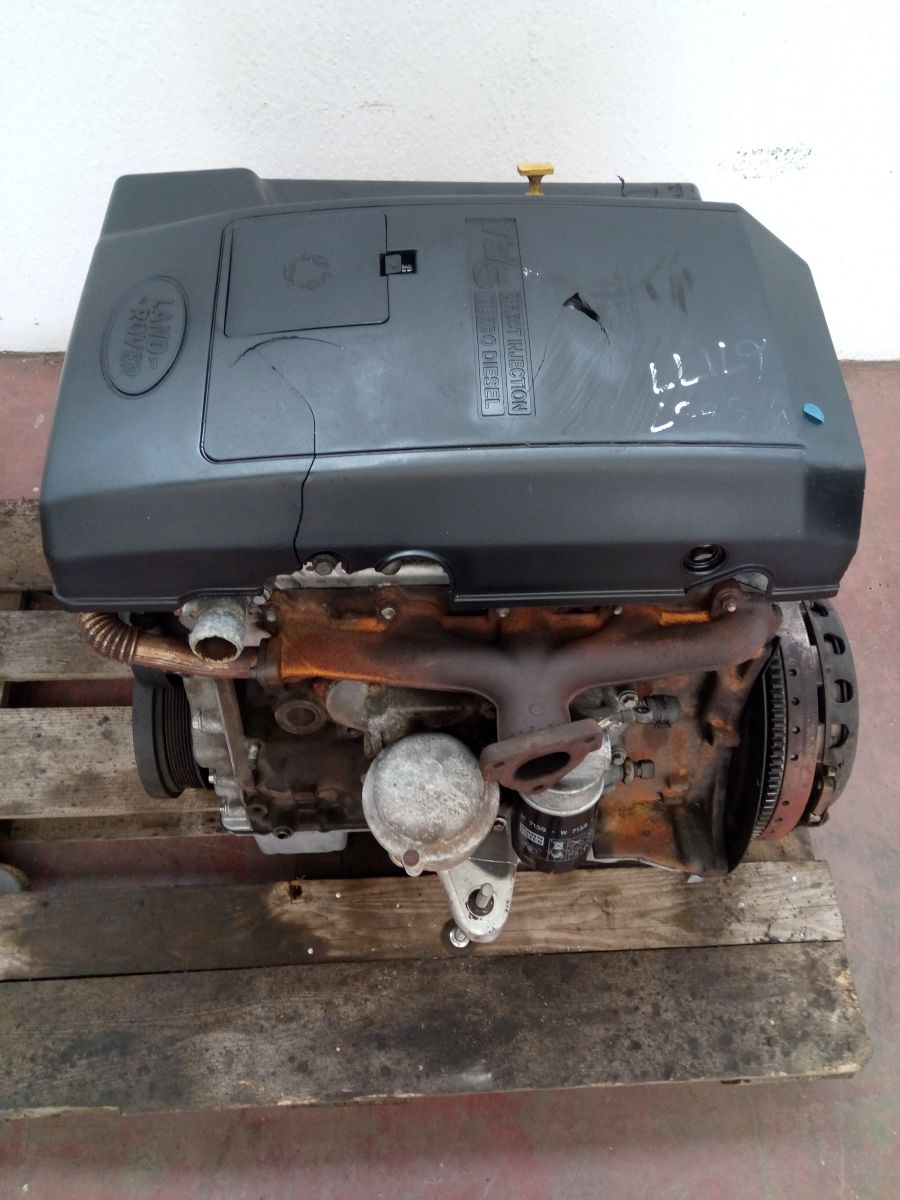 22-A-700 MOTORE LAND ROVER TD5