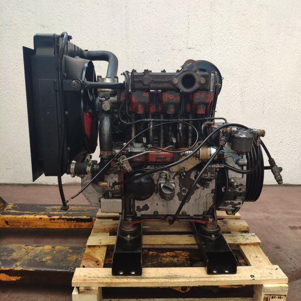 123A MOTORE 3 CILINDRI DIESEL LISTER PETTER