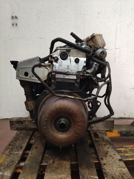 137A MOTORE LAND ROVER TD5
