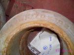 304-10-A - RUOTE GOMME 155 70 R 13 PNEUMATICI