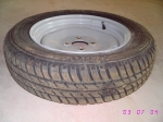 96D10 - RUOTE COMPLETE RIDER 135X80 R13 2