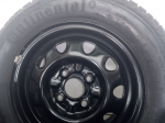6-RUOTE PNEUMATICI GOMME 165 70 R13 M+S 3