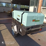 34-A-1600- MOTOCOMPRESSORE ARIA CARRELLATO 1