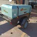 34-A-1600- MOTOCOMPRESSORE ARIA CARRELLATO 4
