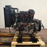 123A MOTORE 3 CILINDRI DIESEL LISTER PETTER 3